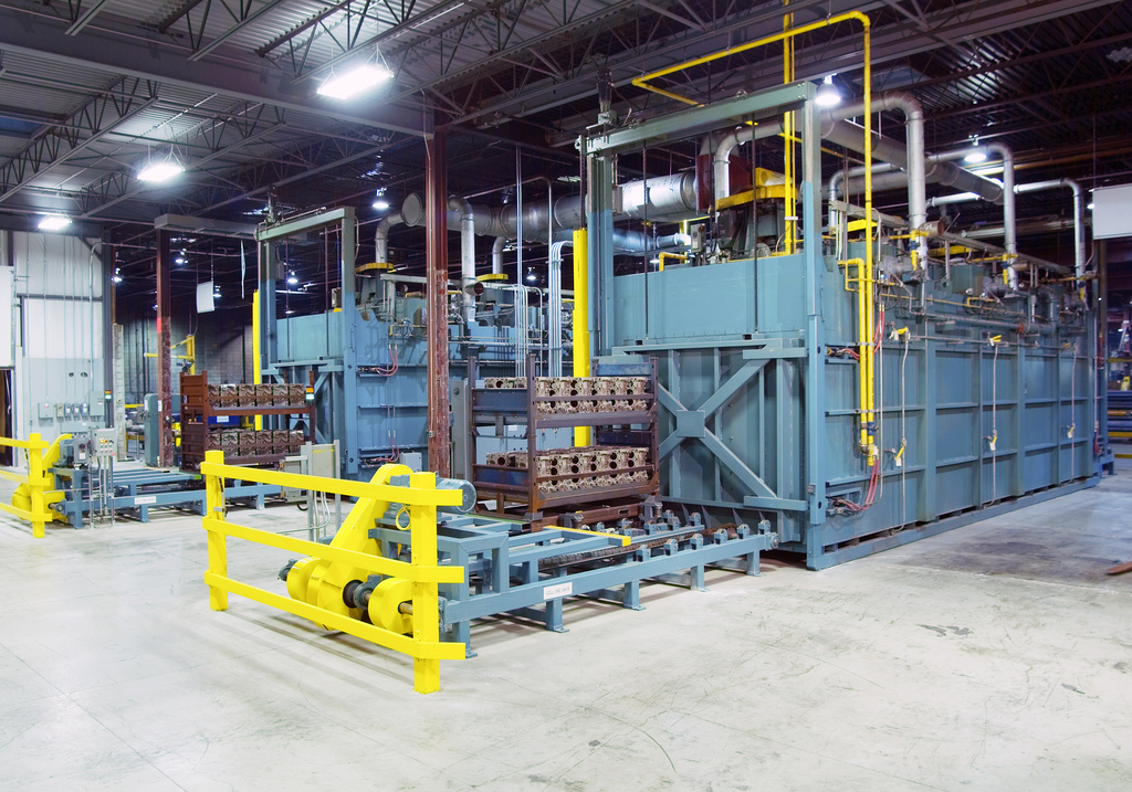 Bluewater Heat Treating Services
