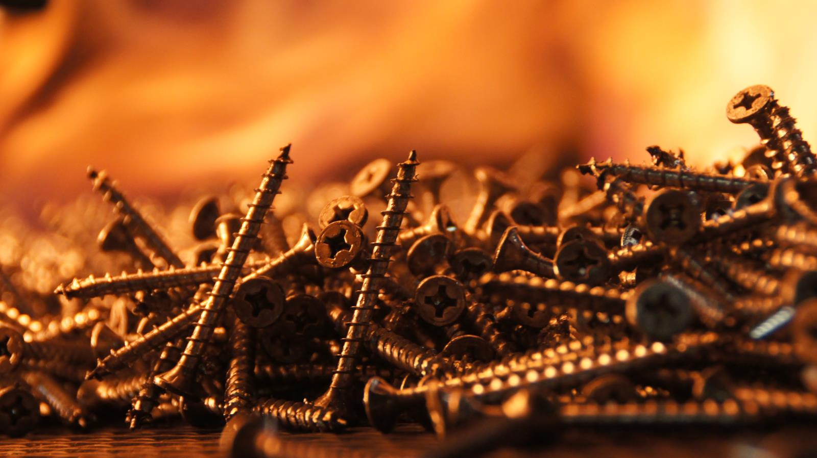 Heat Treatment For Metal Fasteners Different Types Of