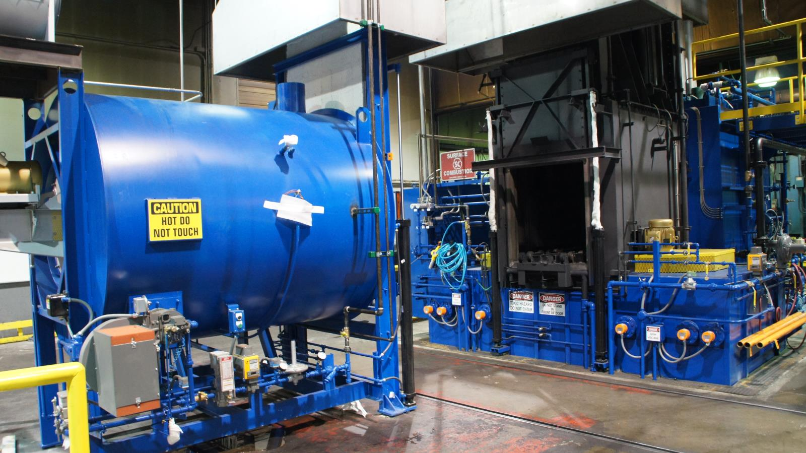 Bluewater Heat Treating